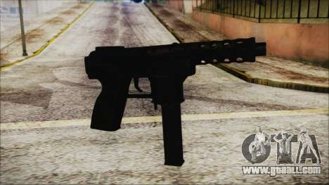 TEC-9 ACU for GTA San Andreas