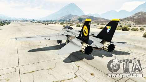 GTA 5 Grumman F-14D Super Tomcat Redux third screenshot