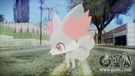 Fennekin Shiny (Pokemon XY) for GTA San Andreas second screenshot