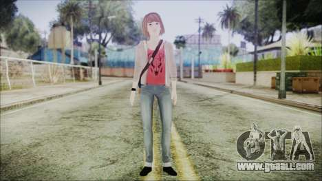 Life is Strange Episode 5-5 Max for GTA San Andreas second screenshot