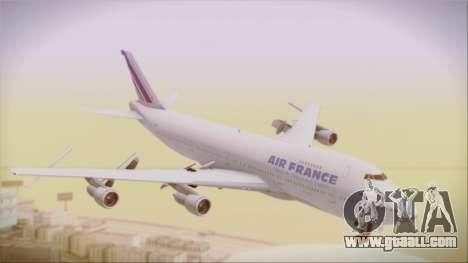 Boeing 747-128B Air France for GTA San Andreas