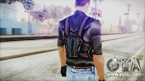 Blade Skin Pack for GTA San Andreas third screenshot
