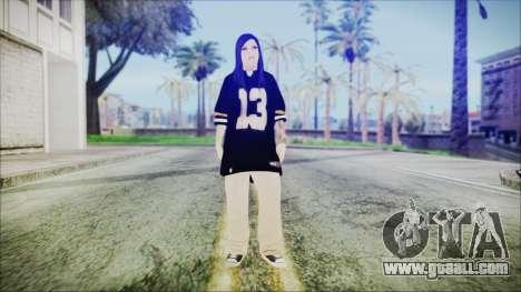 Una Chola for GTA San Andreas second screenshot