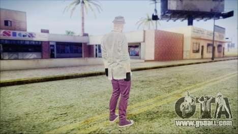 GTA Online Skin 7 for GTA San Andreas third screenshot