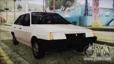 2109 Runoff for GTA San Andreas