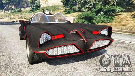 Batmobile 1966 [Beta] for GTA 5