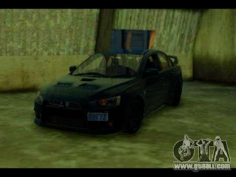 ENB S-G-G-K for GTA San Andreas sixth screenshot