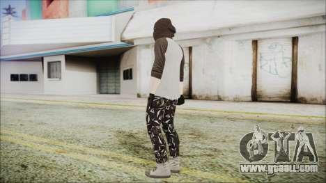 GTA Online Skin 8 for GTA San Andreas third screenshot