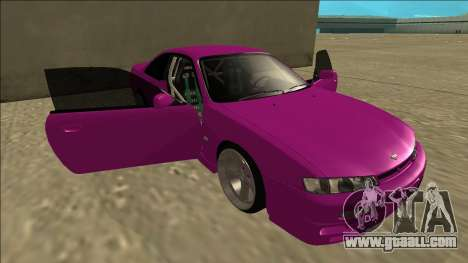 Nissan Silvia S14 Drift for GTA San Andreas engine