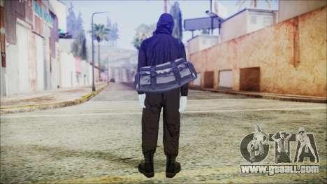 GTA Online Skin 10 for GTA San Andreas third screenshot