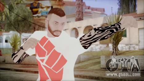 GTA Online Skin 17 for GTA San Andreas