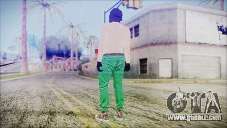 GTA Online Skin 56 for GTA San Andreas third screenshot
