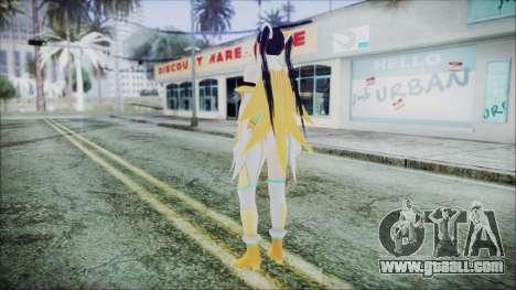 DoA5 LR Marie Rose Schoolgirl Striker Brunette for GTA San Andreas third screenshot