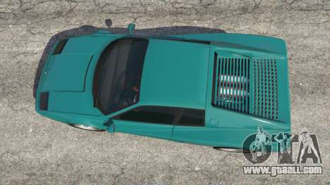 GTA 5 Grotti Cheetah Classic back view