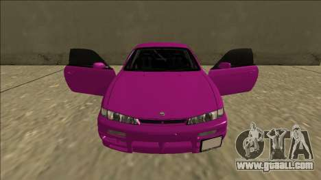 Nissan Silvia S14 Drift for GTA San Andreas interior