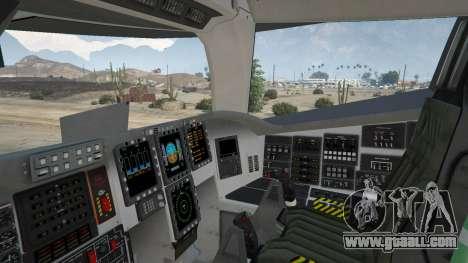 GTA 5 B-2A Spirit Stealth Bomber sixth screenshot
