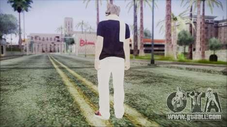 GTA Online Skin 35 for GTA San Andreas third screenshot