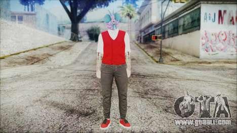 GTA Online Skin 22 for GTA San Andreas second screenshot