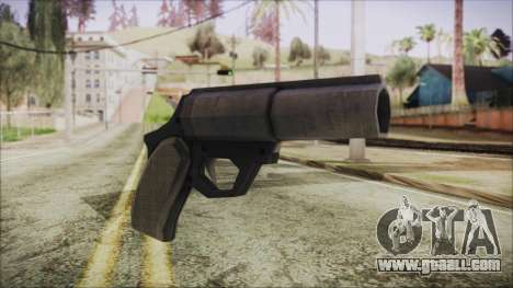 GTA 5 Flare Gun - Misterix 4 Weapons for GTA San Andreas