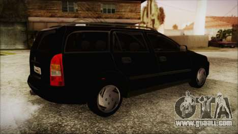 Opel Astra G Caravan Edition for GTA San Andreas left view