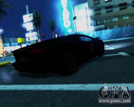 Amazing Camera for GTA San Andreas second screenshot