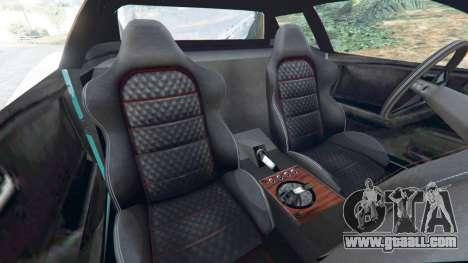 GTA 5 Grotti Cheetah Classic right side view