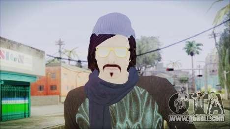 GTA Online Skin 18 for GTA San Andreas