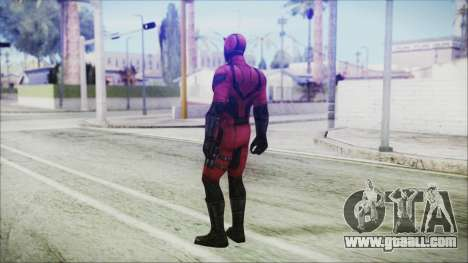 Marvel Future Fight Daredevil for GTA San Andreas third screenshot