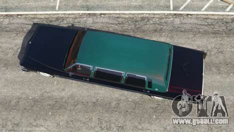 Cadillac Fleetwood 1985 Limousine [Beta] for GTA 5