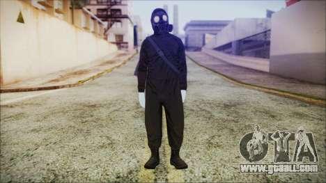 GTA Online Skin 10 for GTA San Andreas second screenshot