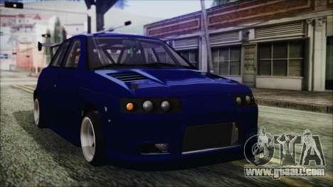 VAZ 2110 Sport for GTA San Andreas