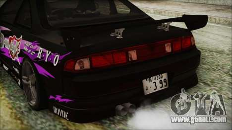 Nissan Silvia S14 Zenki for GTA San Andreas back view
