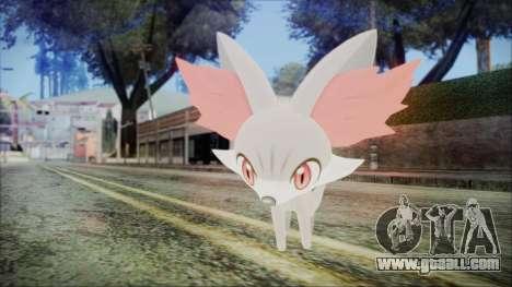 Fennekin Shiny (Pokemon XY) for GTA San Andreas