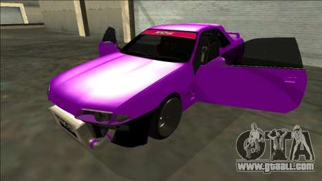 Nissan Skyline R32 Drift for GTA San Andreas side view