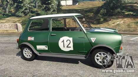 Mini Cooper S 1965 for GTA 5