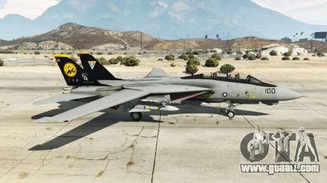 GTA 5 Grumman F-14D Super Tomcat Redux second screenshot