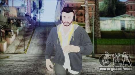 GTA Online Skin 13 for GTA San Andreas