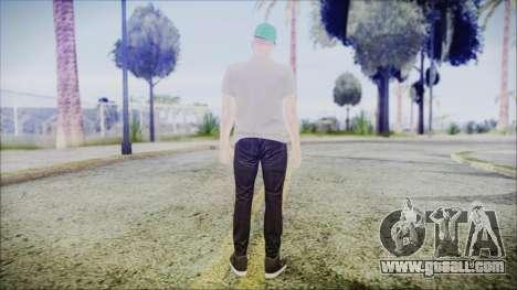 GTA Online Skin 45 for GTA San Andreas third screenshot