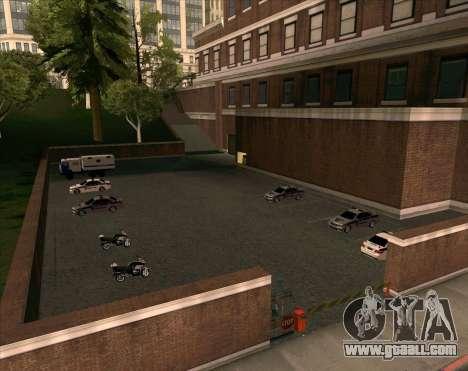 Parked vehicles for GTA San Andreas third screenshot