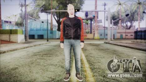 GTA Online Skin 42 for GTA San Andreas second screenshot