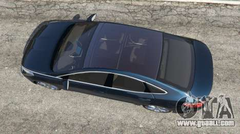Hyundai Grandeur 2016 for GTA 5