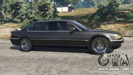 BMW L7 750iL (E38) for GTA 5