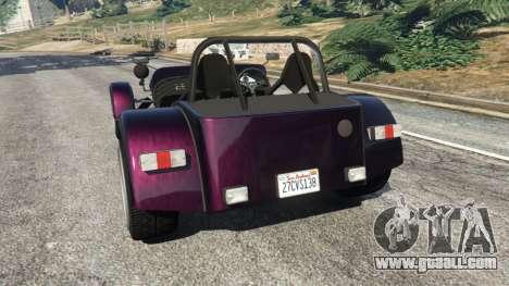 Caterham R500 2008 v0.5 for GTA 5