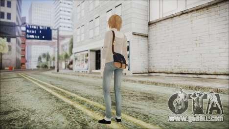Life is Strange Episode 2 Max for GTA San Andreas third screenshot