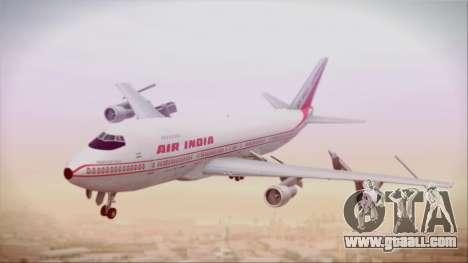 Boeing 747-237Bs Air India Krishna Deva Raya for GTA San Andreas