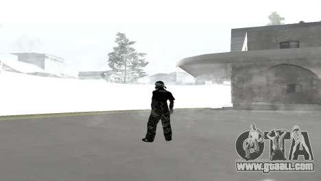 Skin pack for Rifa gang for GTA San Andreas forth screenshot