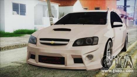 Chevrolet Lumina 2009 for GTA San Andreas