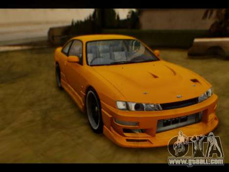ENB S-G-G-K for GTA San Andreas third screenshot
