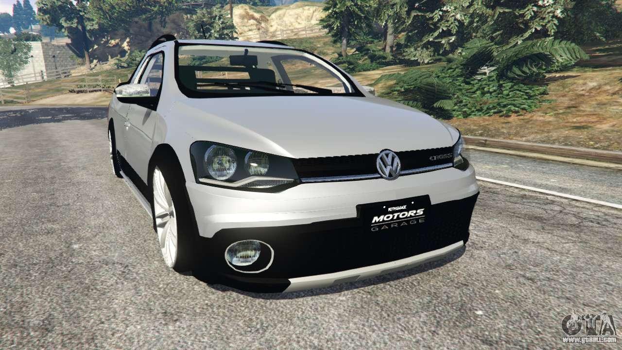 Cavalcade Of Customs >> Volkswagen Saveiro G6 Cross for GTA 5