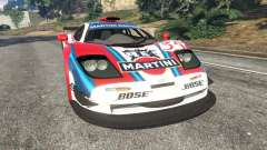 McLaren F1 GTR Longtail [Martini Racing] for GTA 5